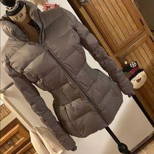 BCBGMaxAzria puffer coat size size women's medium